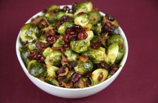 Bone Suckin' Braised Brussels Sprouts Recipe