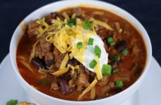 Bone Suckin' Red Bean Chili Recipe