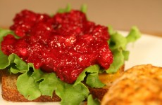 Bone Suckin' Cranberry Relish Recipe