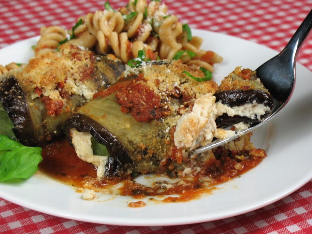 Bone Suckin'® Eggplant Parmesan Recipe