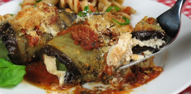 Bone Suckin' Eggplant Parmesan Recipe