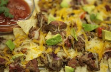 Bone Suckin' Beef Nachos Recipe