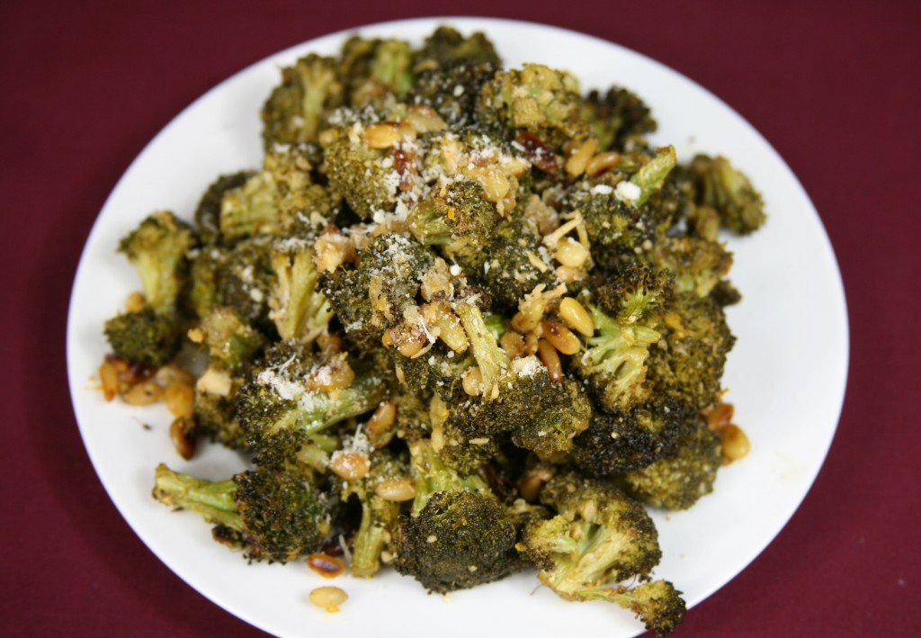 Bone Suckin'® Roasted Broccoli Recipe