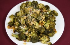 Bone Suckin' Roasted Broccoli Recipe