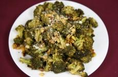 Bone Suckin' Roasted Broccoli Recipe