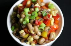 Bone Suckin' Black Eyed Pea Salad Recipe