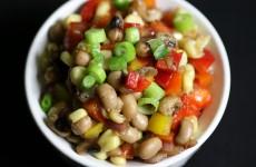 Bone Suckin' Black Eyed Pea Salad Recipe