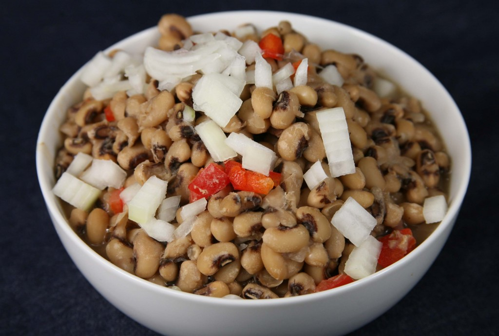 Bone Suckin'® Black Eyed Peas Recipe