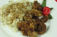 Bone Suckin' Chicken Livers with Gravy Recipe