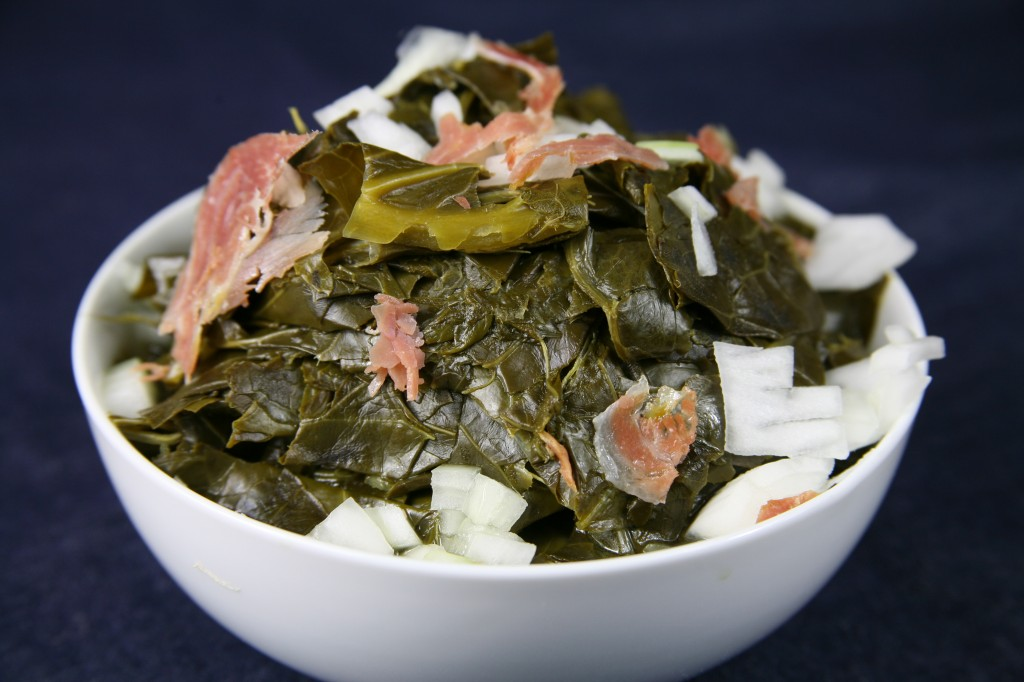 Bone Suckin'® Collard Greens Recipe