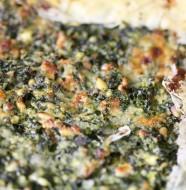 Bone Suckin' Spinach and Feta Galette Recipe