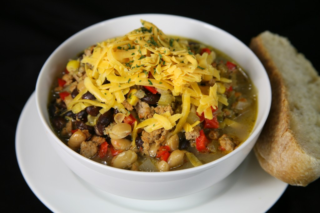 Bone Suckin'® Turkey Chili Recipe