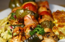 Bone Suckin' Chicken Kabobs Recipe