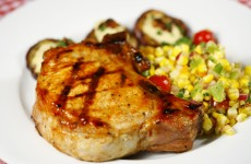 Bone Suckin Glazed Grilled Pork Chops Recipe