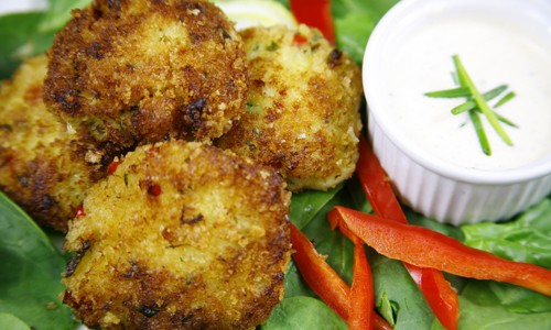 Bone Suckin' Crab Cakes Recipe