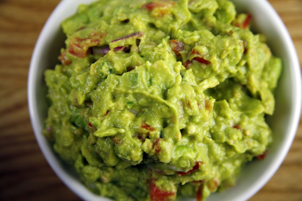 Bone Suckin'® Fire Dancer Guacamole Recipe
