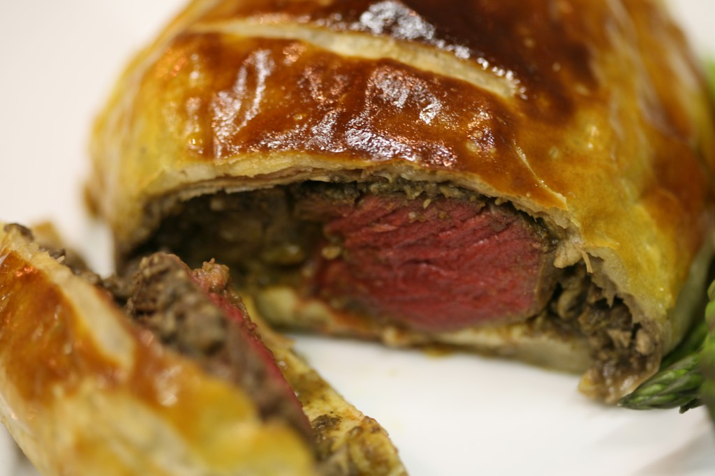 Bone Suckin' Beef Wellington Recipe