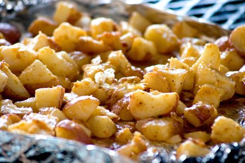 Bone Suckin'® Grilled New Potatoes Recipe