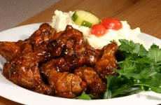 Bone Suckin' Spicy Yaki Wings Recipe
