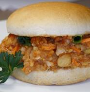 Bone Suckin' Vegan BBQ Sandwich Recipe