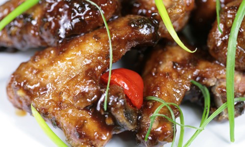 Bone Suckin' Yaki Wings Recipe