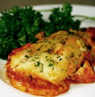 Bone Suckin' Cheesy Italian Chicken Recipe