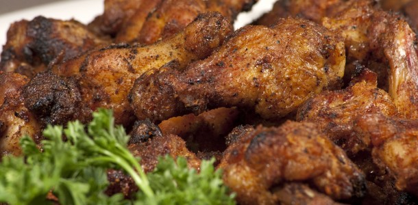 how to make chicken wings not dry