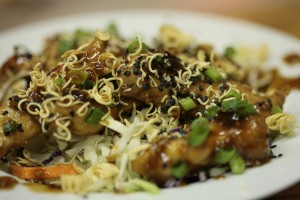Bone Suckin' Asian Chicken Salad Recipe
