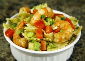 Bone Suckin'® Shrimp and Pasta Salad Recipe