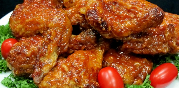 Bone Suckin' BBQ Fried Chicken Recipe