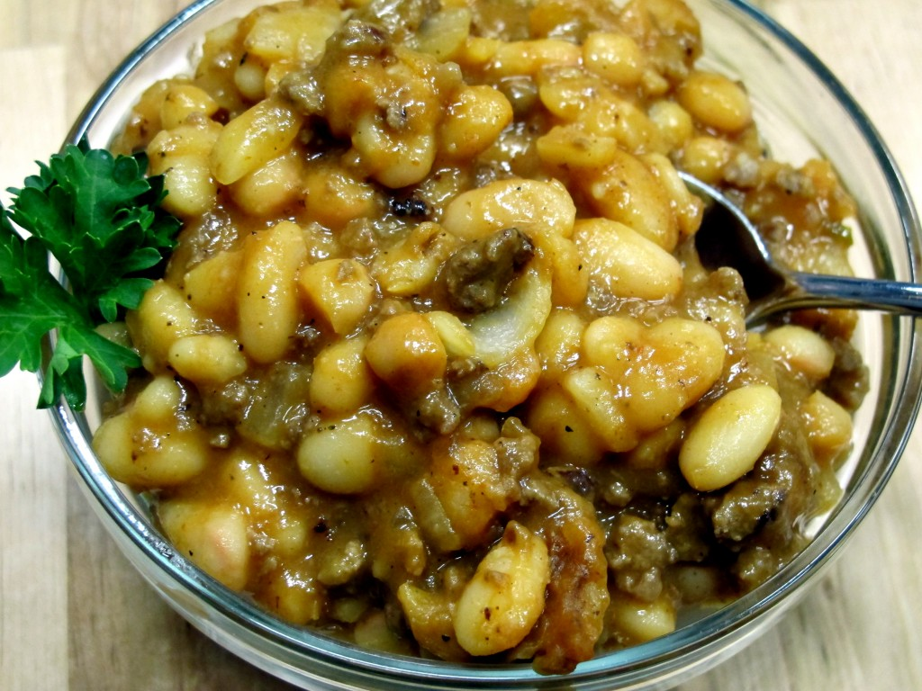 Bone Suckin' Baked Beans Recipe