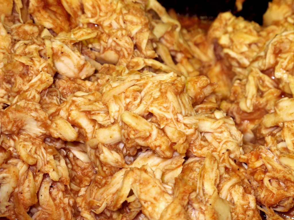 Bone Suckin' Pulled BBQ Chicken Recipe