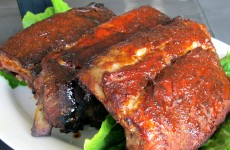 Bone Suckin'® Dry Rub Ribs Recipe