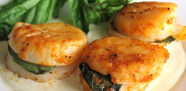 Add our Bone Suckin' Seafood Seasoning to this Bone Suckin' Basil Scallops Recipe and imagine the sea breeze as you enjoy these succulent scllops.