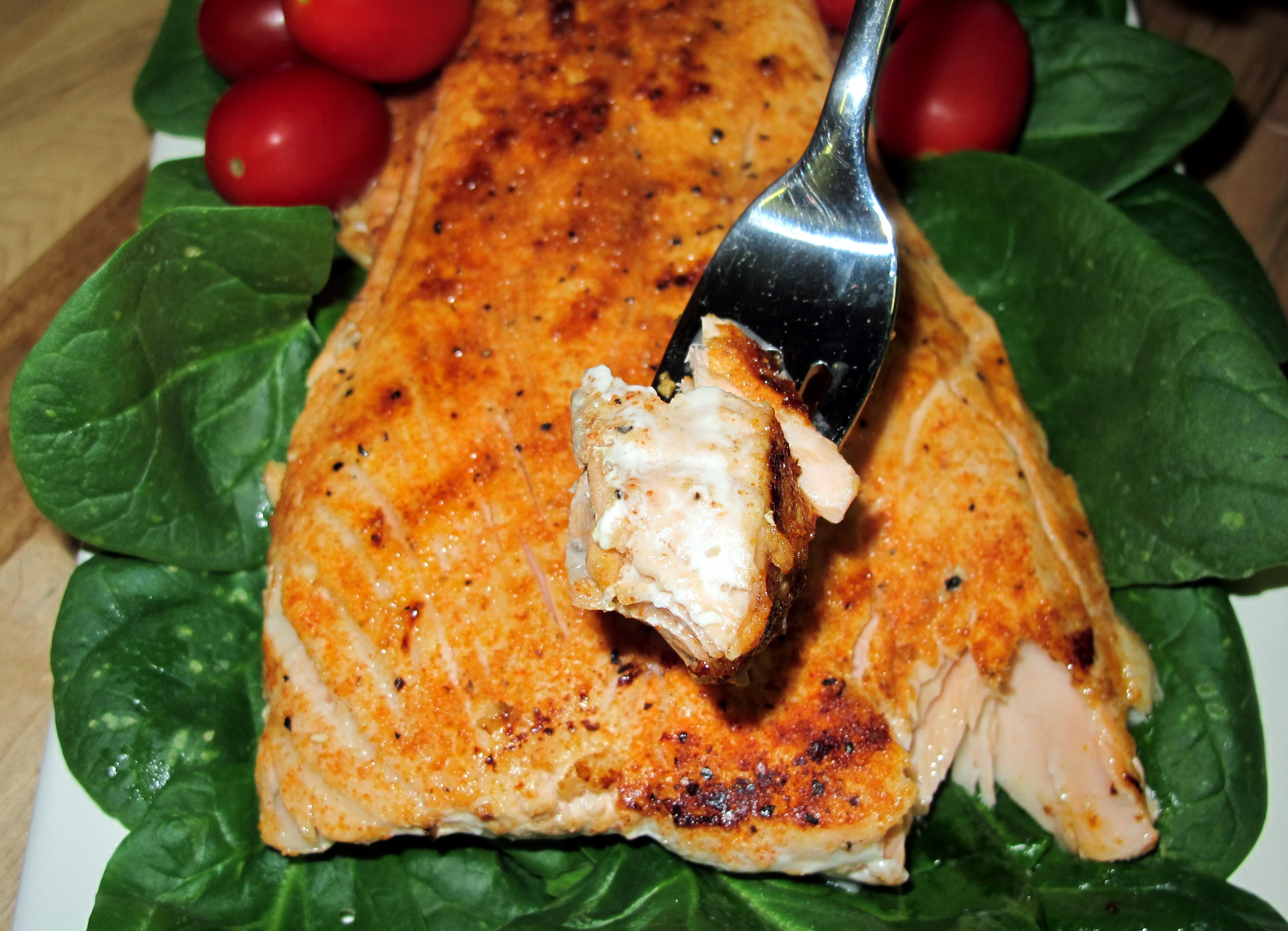 Bone suckin sauce recipes bone suckin 4 step fish recipe for Fish seasoning recipe