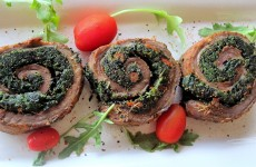 Bone Suckin' Steak Pinwheels Recipe