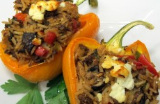 Bone Suckin' Stuffed Peppers Recipe