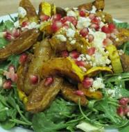 Bone Suckin'® Roasted Potato & Squash Salad