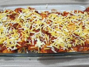 Bone Suckin'® Chicken Enchiladas Recipe 5