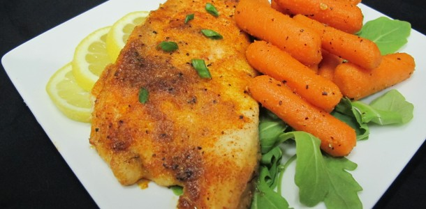 Bone Suckin'® Broiled Flounder Recipe will swim into your favorites.