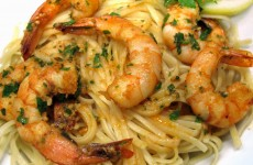 Bone Suckin' Shrimp Scampi Recipe
