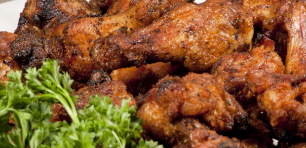 Bone Suckin'® Barbecue Chicken Wings Recipe