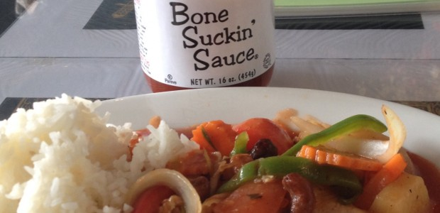 Bone Suckin'® Thai Cashew Chicken Recipe