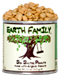 Earth Family Organic Peanuts with Sea Salt