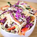 Bone Suckin' Asian Coleslaw Recipe