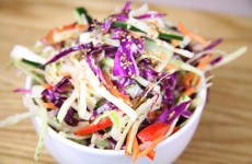 Bone Suckin' Asian Coleslaw Recipe