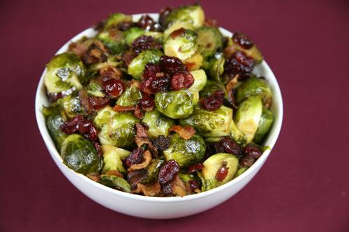 Bone Suckin'® Braised Brussels Sprouts Recipe