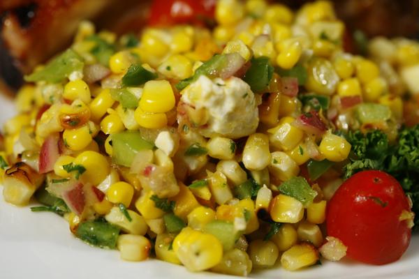 Bone Suckin'® Corn Relish Recipe