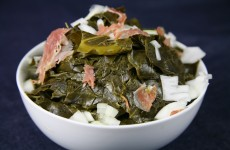 Bone Suckin' Collard Greens Recipe