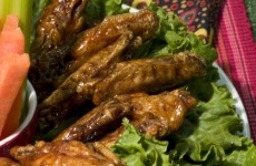Bone Suckin' Habanero Hot Wings Recipe